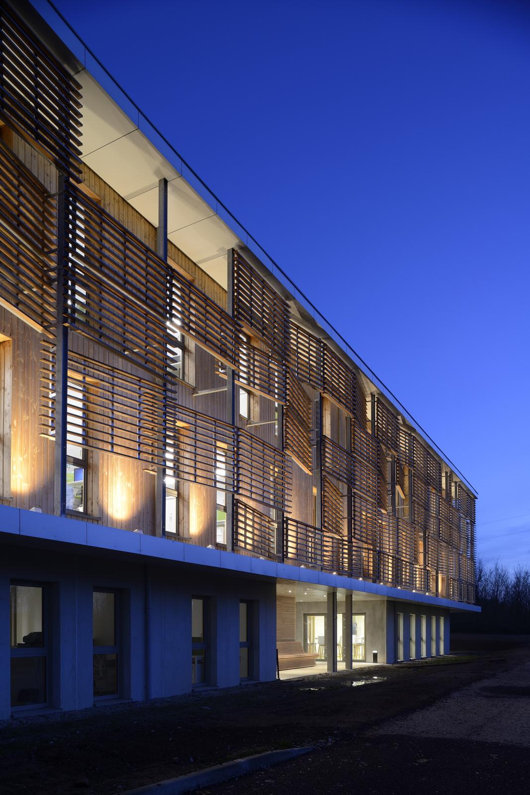 Regards Sur L Architecture Et L Amenagement En Bourgogne Franche